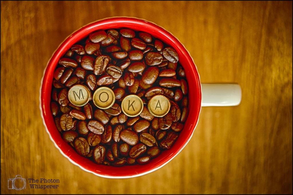 moka coffee mug