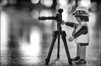 the playmobil photographer
