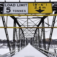 26 bridges – load limit