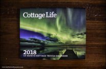 Cottage Life Calendar – Northern Lights at Emma Lake