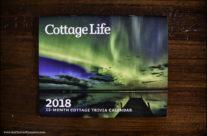 Cottage Life Calendar – Northern Lights at Emma Lake